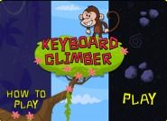 Link to game KeyBoard Climber