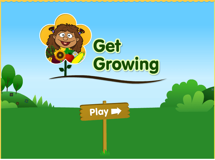 Link to online game Get Growing