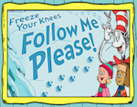 Link to PBS Cat in the Hat Game