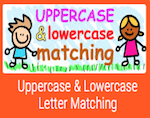 Link to online game Letter Matching